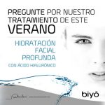 Tratamiento Facial Alicante Verano