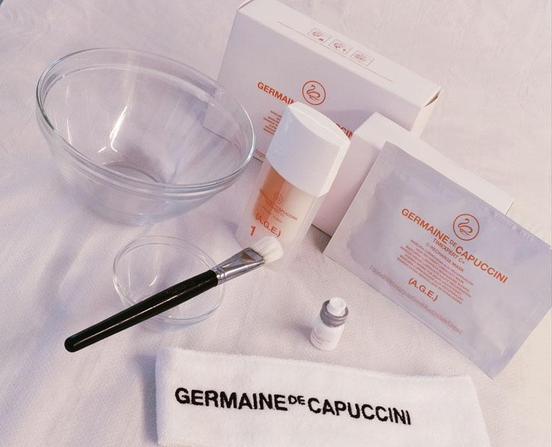 Tratamiento facial de Vitamina C en Alicante